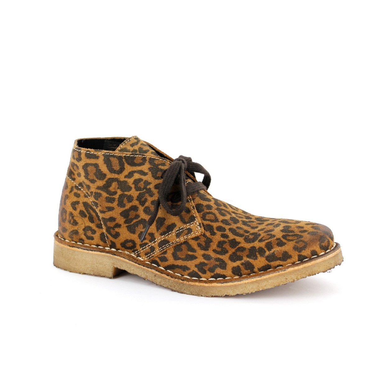 bronx blinki schn rer leopard suede hillenhinrichs. Black Bedroom Furniture Sets. Home Design Ideas