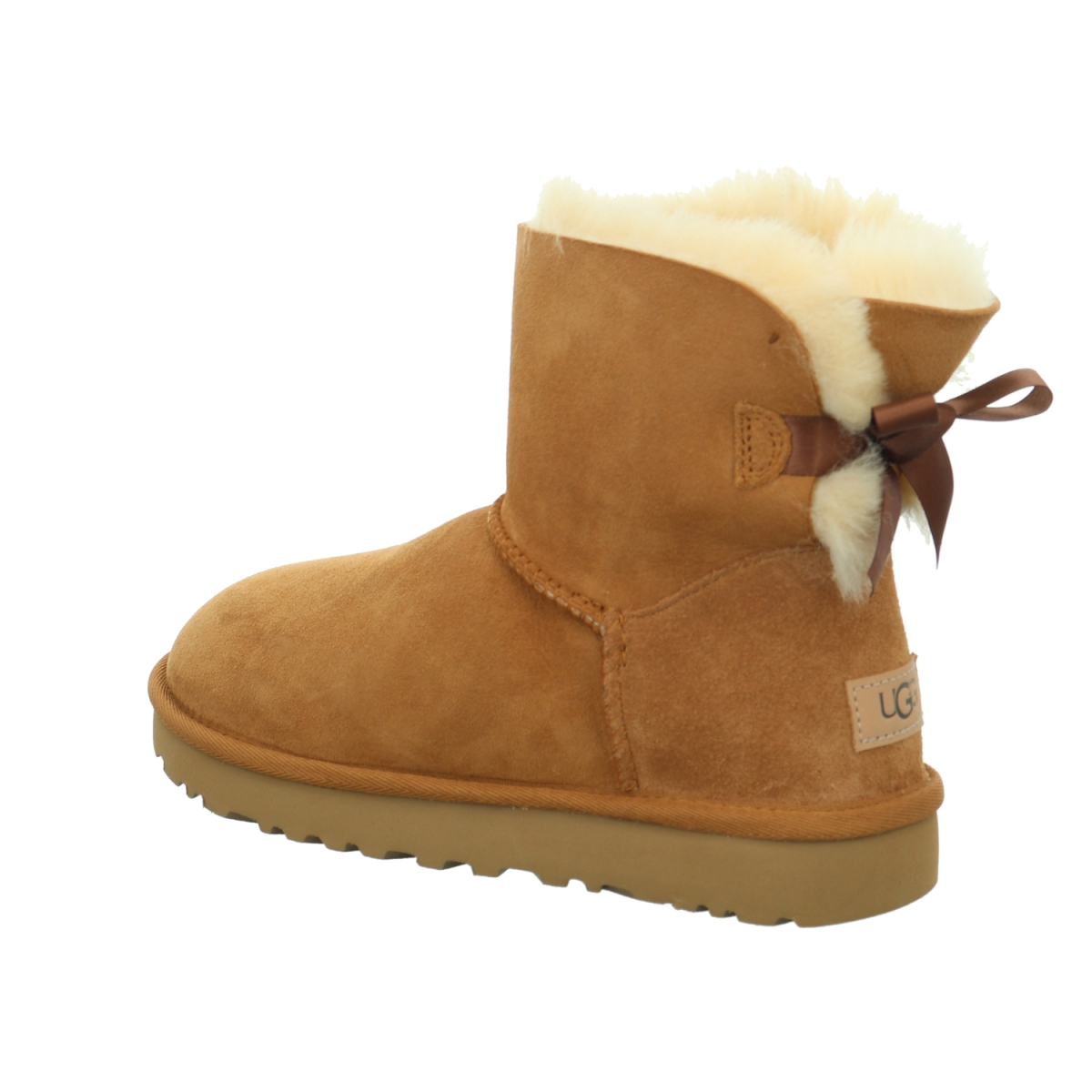 bailey bow uggs chestnut