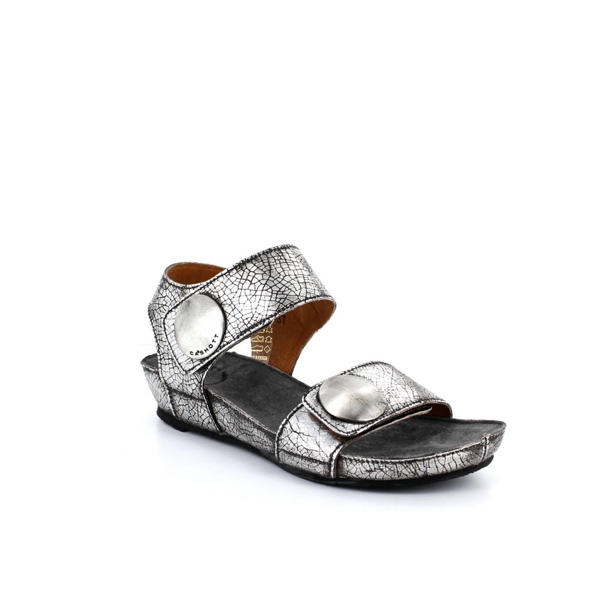 ca 39 shott sandale tibet silver hillenhinrichs schuhe. Black Bedroom Furniture Sets. Home Design Ideas